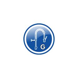 Commercial faucets GASTROFIT