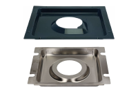 Drip trays for kitchens and ovens